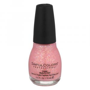 Sinful Colors Nail Color - Pinky Glitter