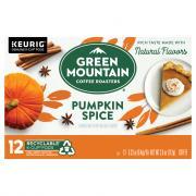 Green Mountain Pumpkin Spice Coffee K-Cups