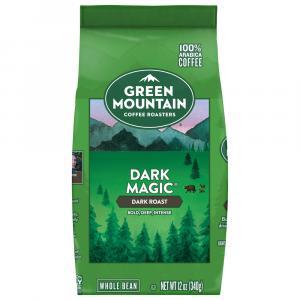 Green Mountain Dark Magic Espresso Blend Whole Bean Coffee