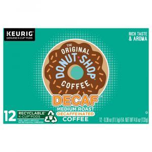 The Original Donut Shop Decaf Coffee K-Cups