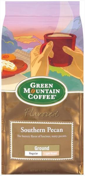 Green Mountain Southern Pecan Ground Coffee