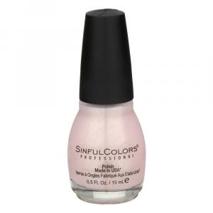 Sinful Colors Nail Color - Glass Pink