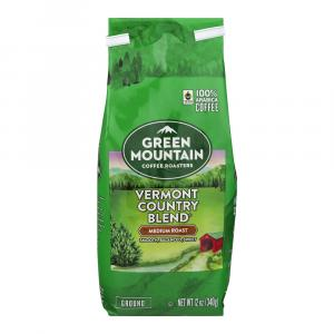 Green Mountain Vermont Country Blend Ground Coffee