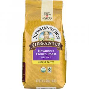 Newman's Own Organics French Roast Dark Roast Ground Coffee