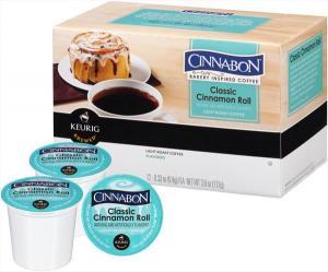 Green Mountain Cinnabon K-Cups