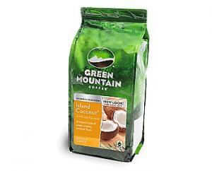 Green Mountain Ground Island Coconut Coffee