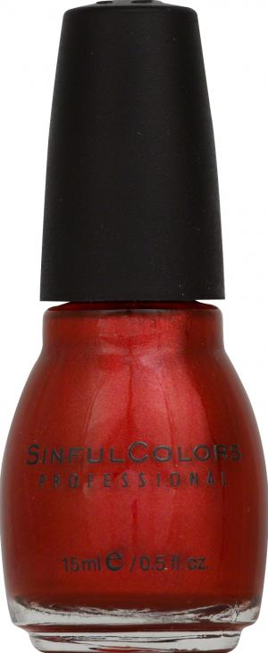 Sinful Colors Nail Color - Under 18