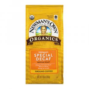 Newman's Own Organics Decaf Special Blend Ground Coffee