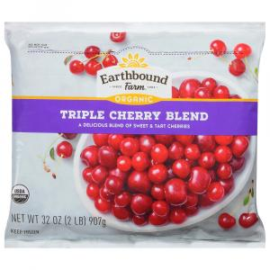 Earthbound Farm Organic Triple Cherry Mix