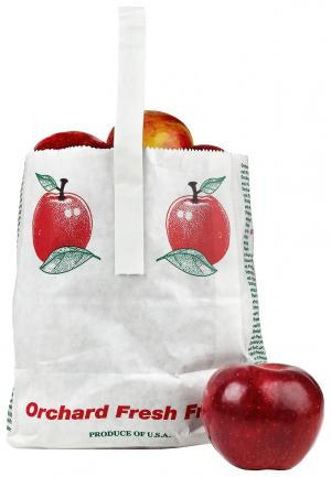 Macoun Apples Tote Bag