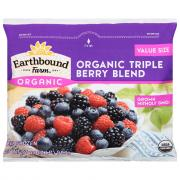 Earthbound Farm Organic Triple Berry Blend