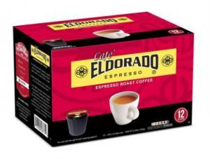 Cafe Eldorado Espresso K-Cups
