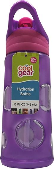 Cool Gear Roundtagon Bottle 15 Oz.