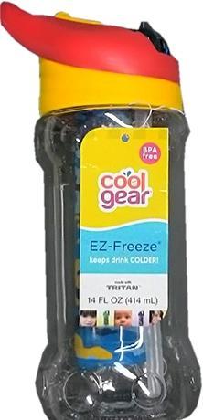 Cool Gear Paloma EZ-Freeze 14 Oz. Bottle