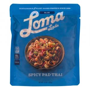 Loma Linda Spicy Pad Thai