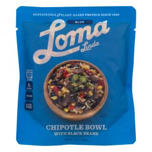 Loma Linda Chipotle Bowl With Black Beans