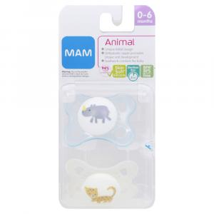 Mam Pacifiers Animals