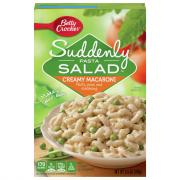 Betty Crocker Suddenly Pasta Salad Creamy Macaroni