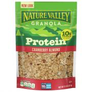 Nature Valley Protein Granola Cranberry Almond