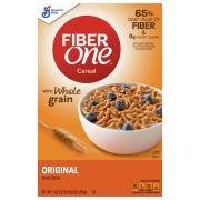 General Mills Fiber One Cereal