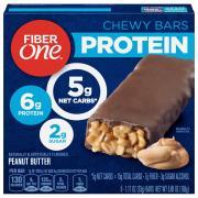 Fiber One Peanut Butter Protein Bar