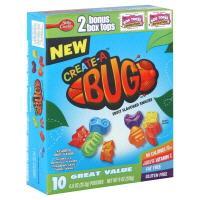 Betty Crocker Create-a-bug Fruit Shapes