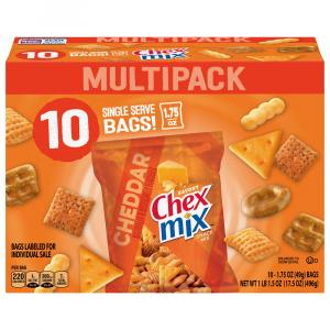 Chex Mix Cheddar Multipack