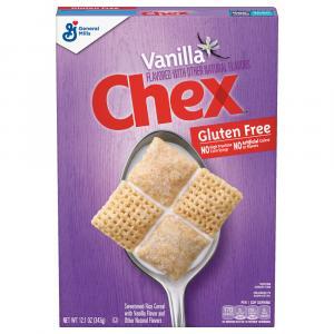 General Mills Gluten Free Vanilla Chex Cereal