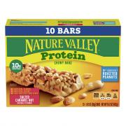 Nature Valley Protein Chewy Bar Salted Caramel Nut