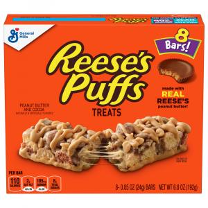 Reese's Puffs Treats Bars