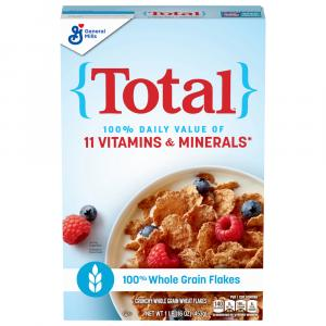 General Mills Whole Grain Total Cereal