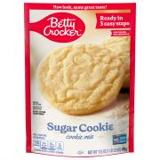 Betty Crocker Sugar Cookie Mix Pouch