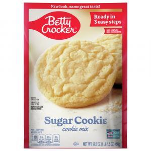 Betty Crocker Sugar Cookie Mix Pouch