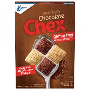 General Mills Chocolate Chex Gluten Free Cereal