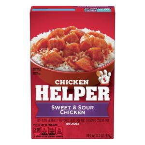 Betty Crocker Chicken Helper Sweet & Sour Chicken