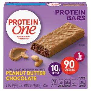 Protein One Peanut Butter Protein Bars