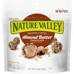 Nature Valley Almond Butter Chocolate Granola Bites