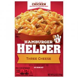Betty Crocker Hamburger Helper Three Cheese