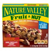Nature Valley Trail Mix Dark Chocolate Cherry