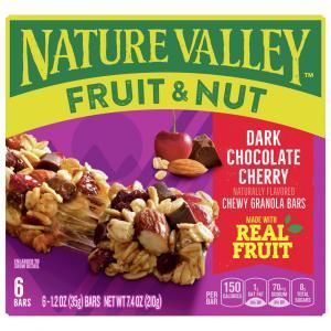 Nature Valley Trail Mix Dark Chocolate Cherry