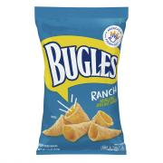 Bugles Ranch Flavor Crispy Corn Snacks