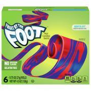 Betty Crocker Fruit by the Foot Berry Tie Dye