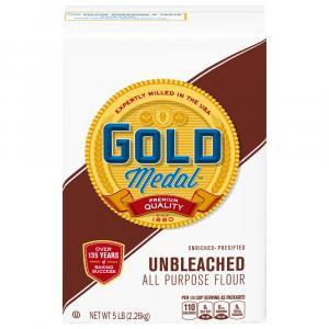 Gold Medal Unbleached Plain Flour