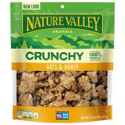 Nature Valley Oats & Honey Granola Cereal
