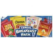 General Mills Breakfast Pack Cereal