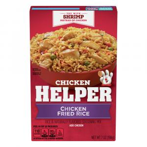 Betty Crocker Asian Chicken Helper Chicken Fried Rice