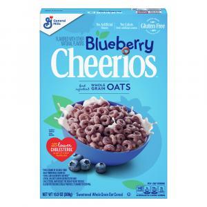 General Mills Blueberry Cheerios