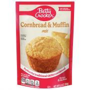 Betty Crocker Corn Bread & Muffin Mix