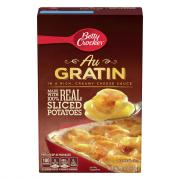 Betty Crocker Au Gratin Potatoes