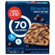 General Mills Fiber One Chocolate Chip Brownie